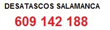 Desatascos Salamanca